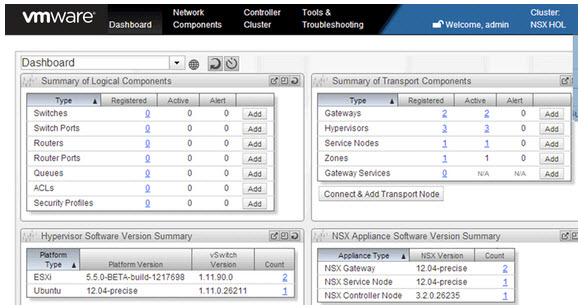 NSX Manager