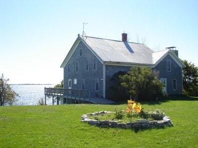 Private Islands for rent - Galloo Island - New York State ...