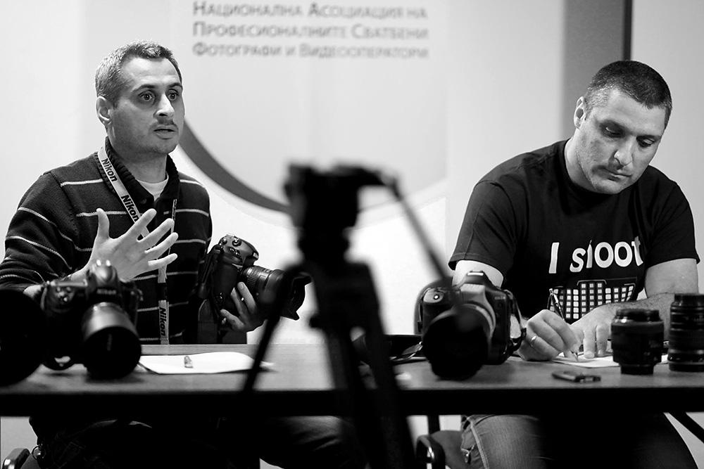 Йонко Русев и Влади Балевски