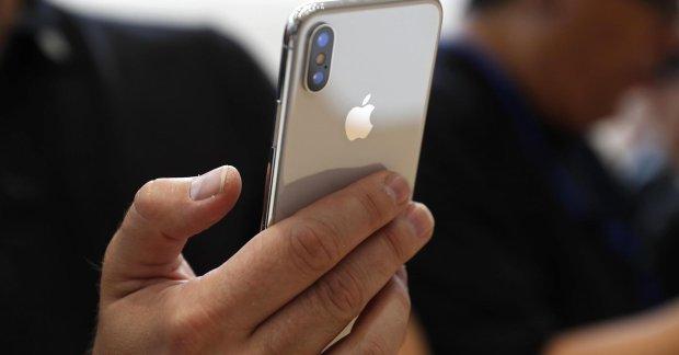 Для iPhone X придумали игру в которую нужно играть бровями