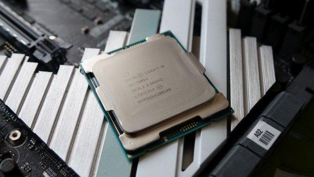 Раскрыты характеристики геймерских процессоров Intel Core i9