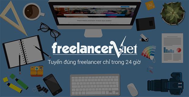 Ảnh website freelancer việt nam