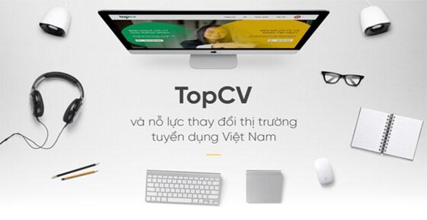 Ảnh slogan TopCV