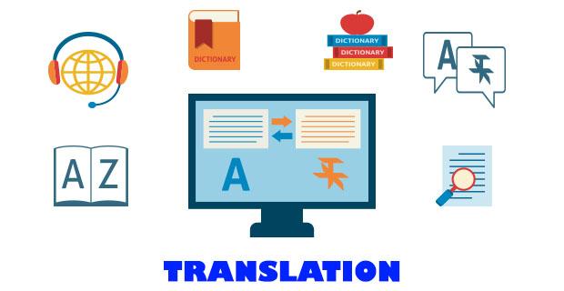 Ảnh minh họa dịch thuật