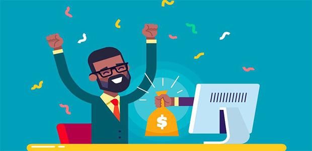 Freelancer là một trong những công việc bạn có thể kiếm được tiền lương đúng với sức lục mình bỏ ra