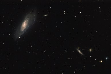 Galaxie M106