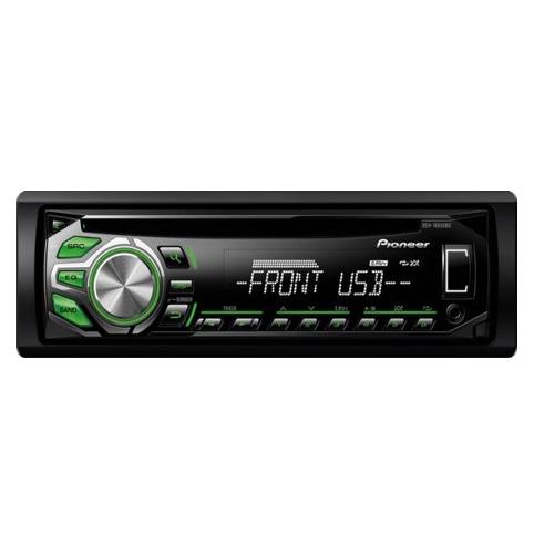 ραδιο cd αυτοκινητου Pioneer DEH-1600UBG MP3