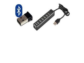 USB Hub - Bluetooth
