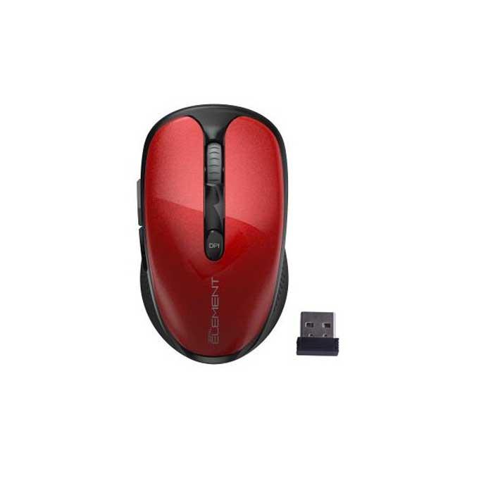 Ποντικι ασυρματο Element MS-180r