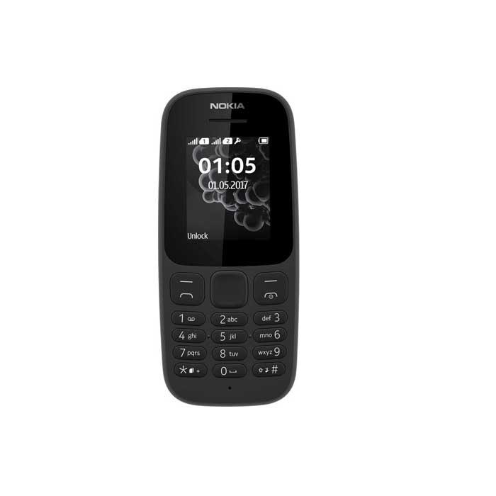 Κινητό Τηλέφωνο απλο με κουμπια Nokia 105