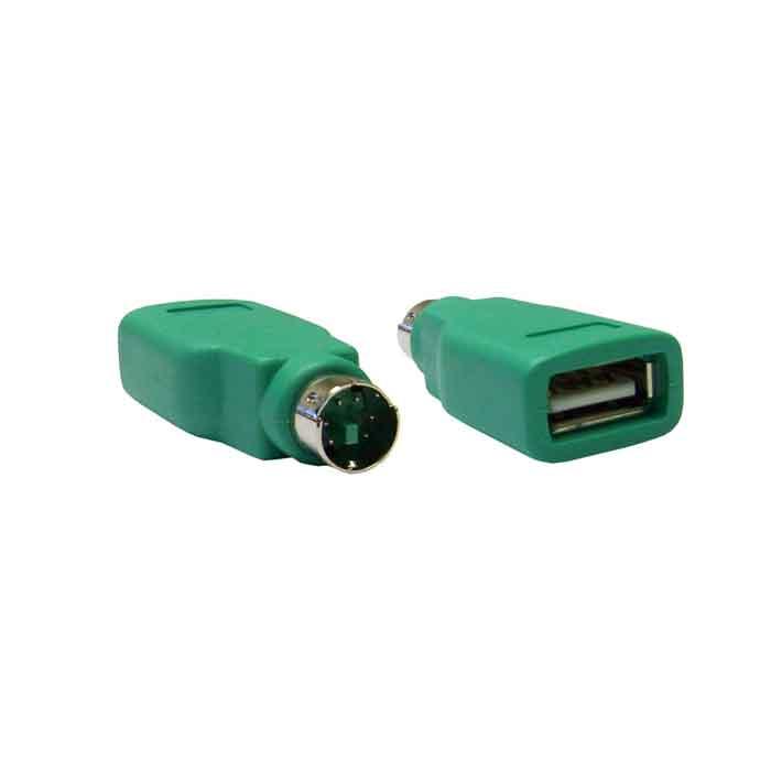 Adapter USB 2.0 σε PS2 αρσενικο