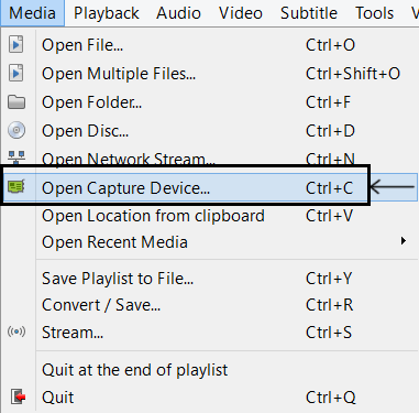 How to Record Your Desktop Using VLC Media Player