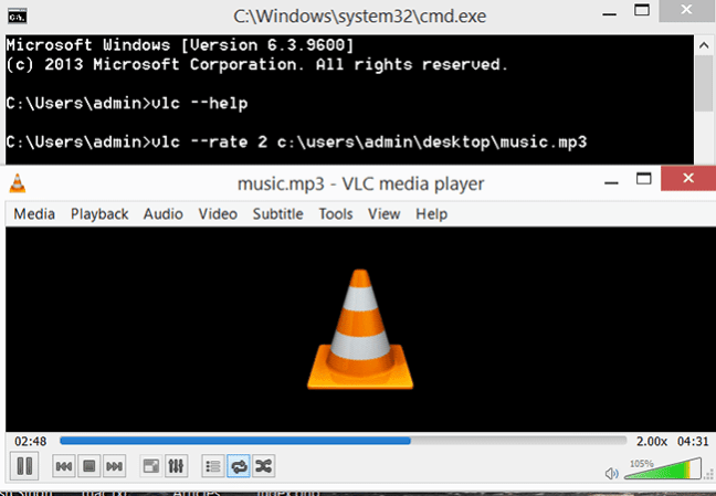How to Add VLC to the Command Prompt in Windows