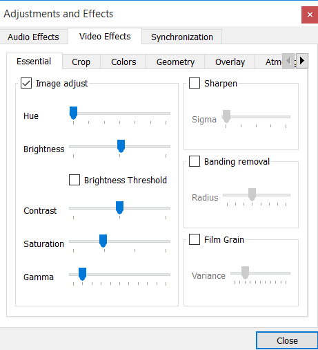 How to Increase Brightness and Contrast of Videos in VLC