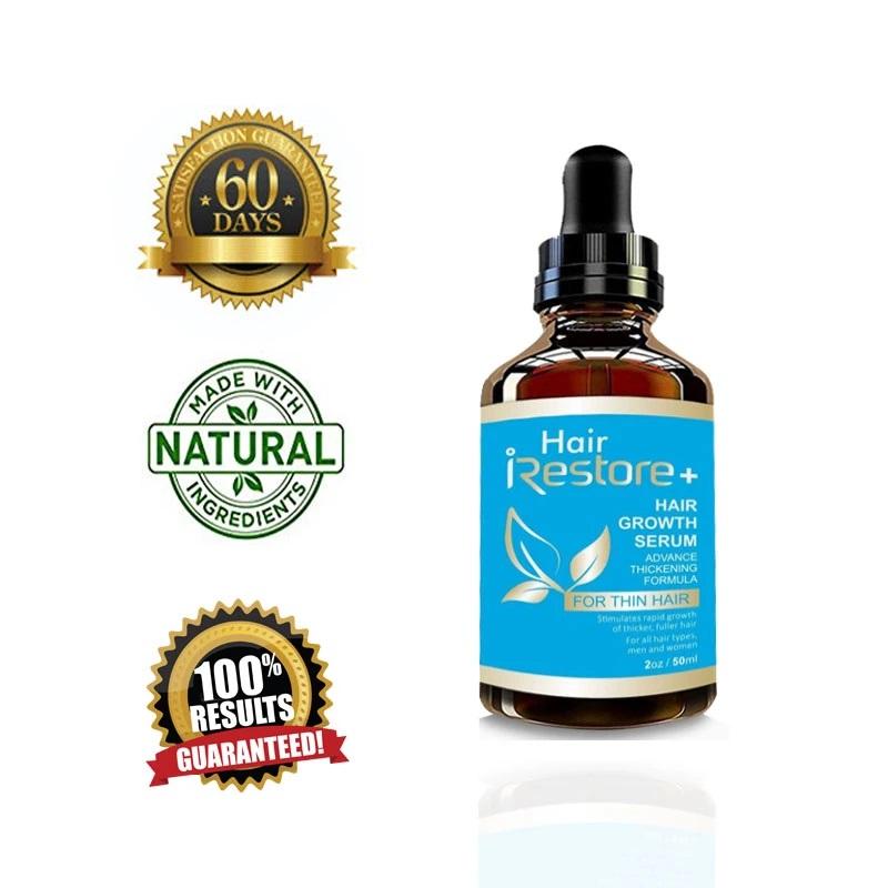 Hair Restore & Hair Growth Serum – VLC KART