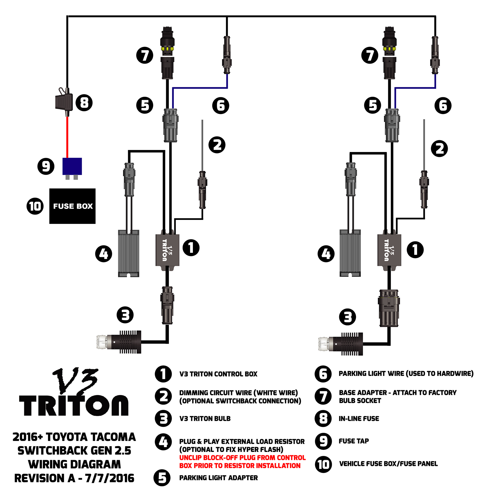hight resolution of 2016 toyota tacoma switchback