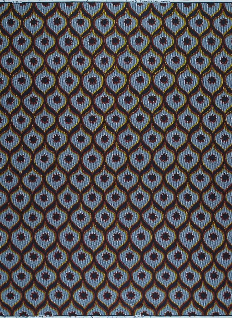 Congrès   Vlisco African / Ankara fabric names
