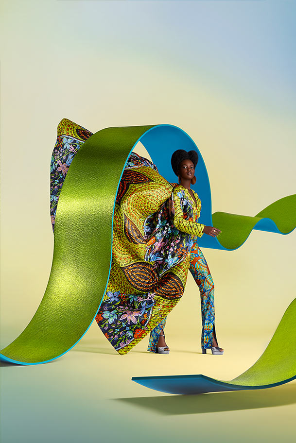 Vlisco City of Joy Fashionlook 03
