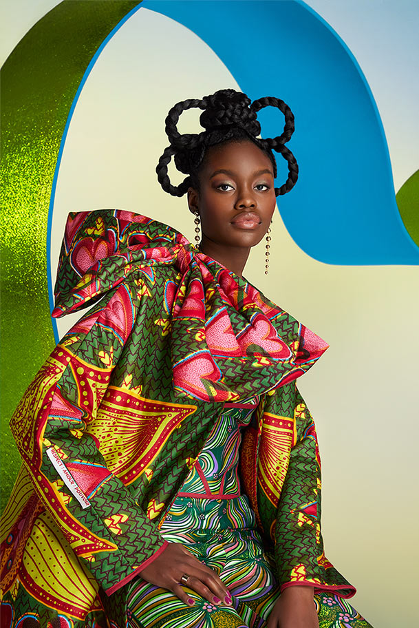 Vlisco City of Joy Fashionlook 04