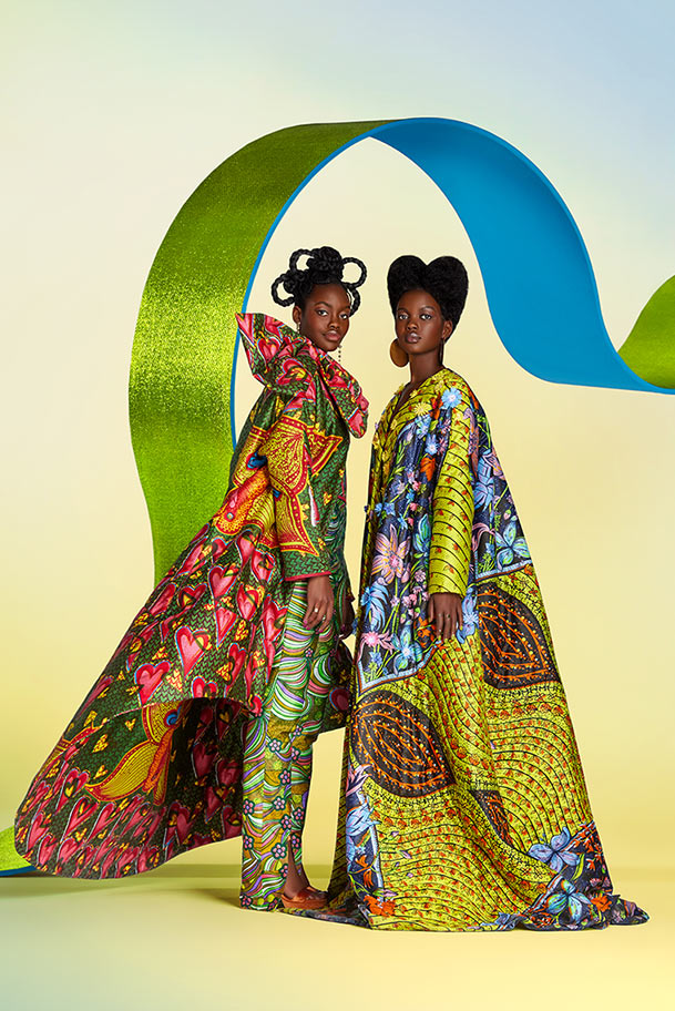 Vlisco City of Joy Fashionlook 06