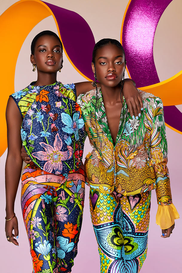 Vlisco City of Joy Fashionlook 08