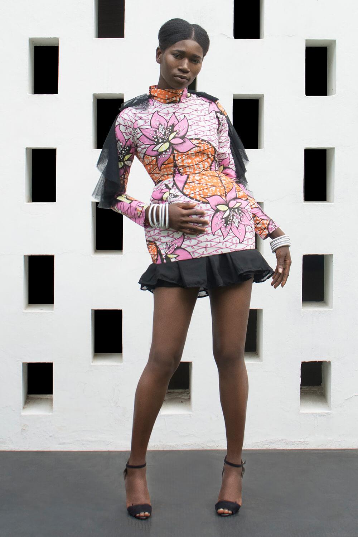 Vlisco&co Accra - Ushie - Look 02