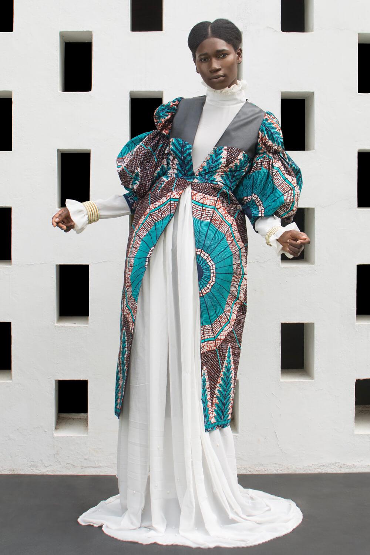 Vlisco&co Accra - Ushie - Look 01