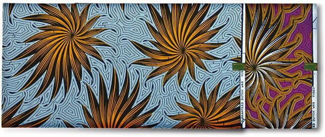 Waxhollandais Fabrics