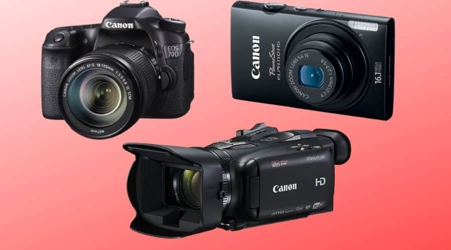 Best Canon Vlogging Cameras For YouTubers in 2021