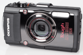 Olympus Tough TG-4 Best Point And Shoot Vlogging Cameras