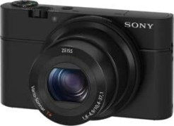 Sony Cyber-shot DSC-RX100 II Best Point And Shoot Vlogging Cameras