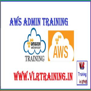aws admin online training Vlr training