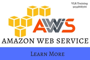 aws training by vlr training