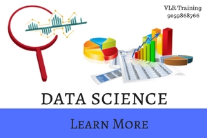 data science training by vlr training