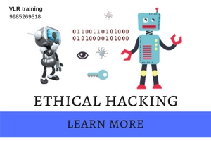 ethical hacking online training by vlr training