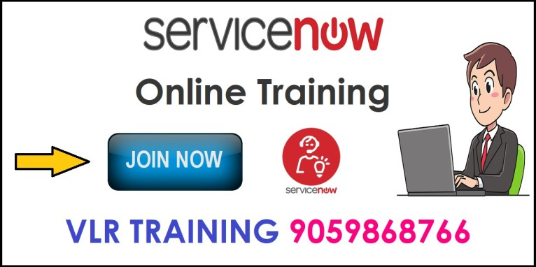 service now online training hyderabad