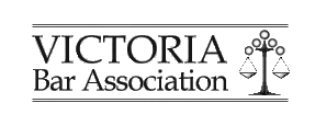 Victoria Bar Association Logo