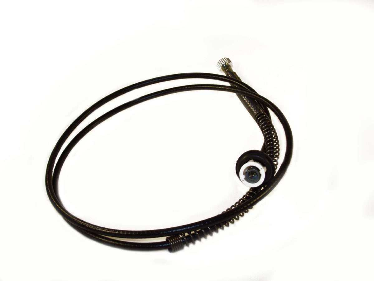 Speedometer Cable Volvo 140 And 160