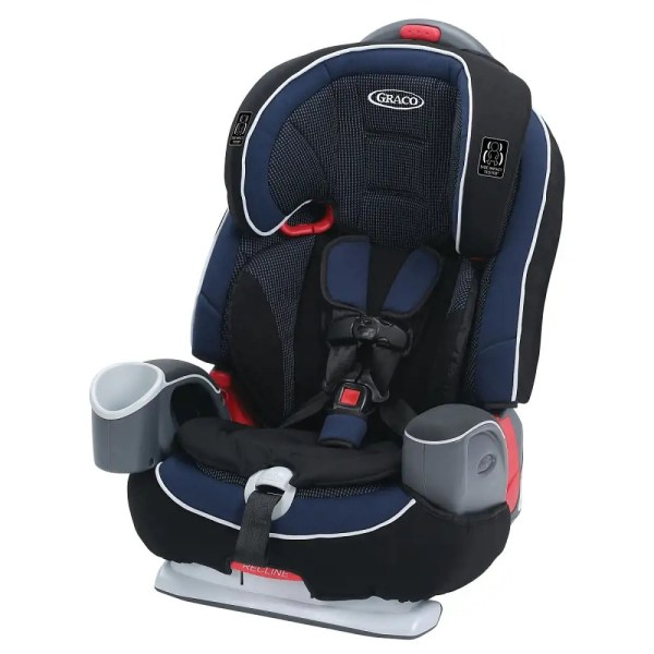 Graco Nautilus 65 Lx 3-in-1 Harness Highback & Backless