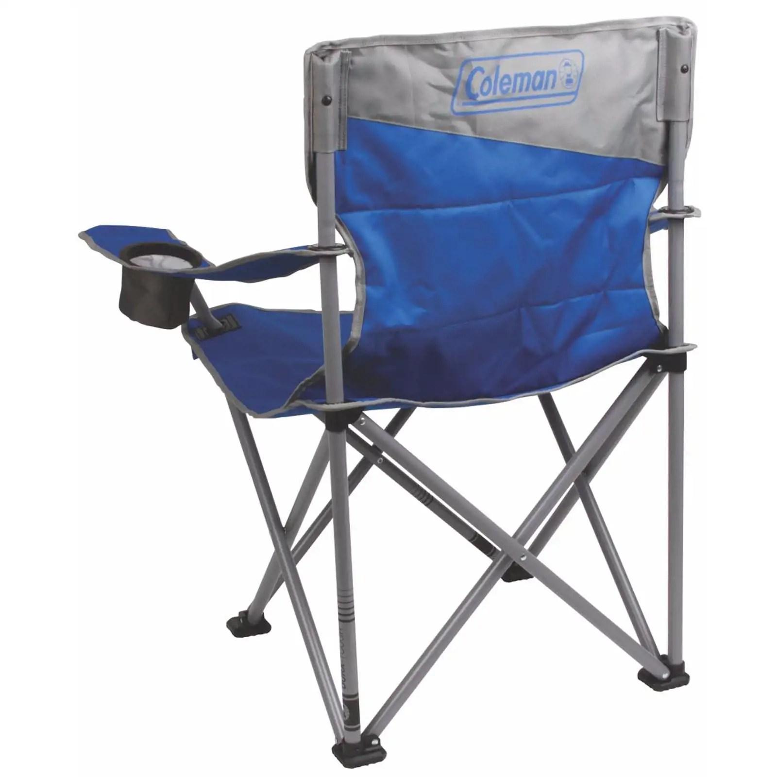 big camping chair large beanbag 2 coleman outdoor beach folding n tall