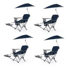 Super Brella Chair Best Brand Chairs Sport Vminnovations Com Umbrella Recliner Folding Blue 4 Pack