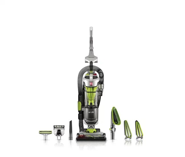 Hoover Air Lift Deluxe Bagless Upright Vacuum, UH72511