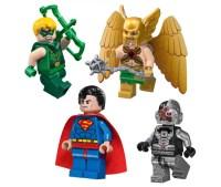 LEGO DC Universe Super Heroes Darkseid Invasion : 76028 ...