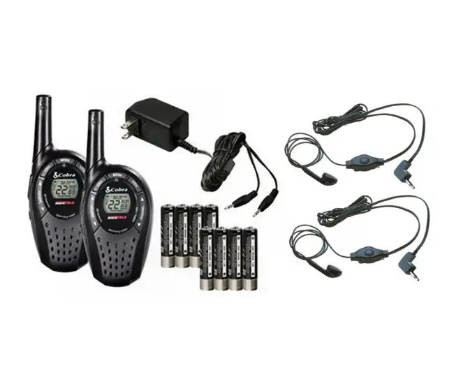 Cobra CXT225 20 Mile Gmrs/frs 2-Way Radio Walkie Talkies