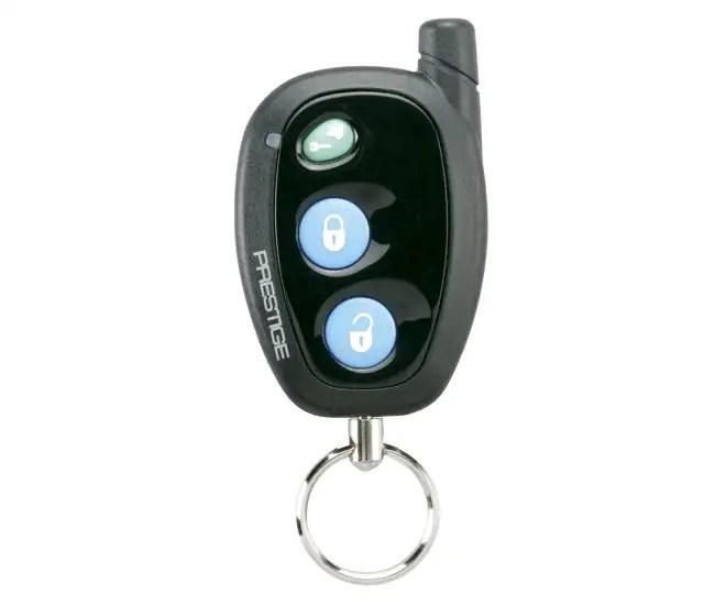 Audiovox Prestige Aps57ca Remote Car Starter Keyless Entry System 2