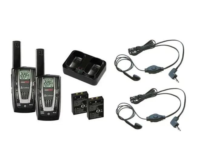 CXR725 COBRA 22 Channel FRS/GMRS Walkie Talkie 2-Way