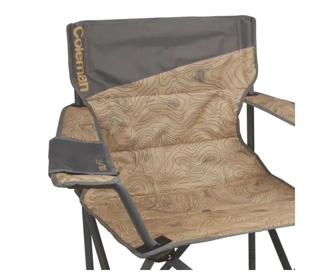 Coleman Oversized BignTall Quad Camping Chair