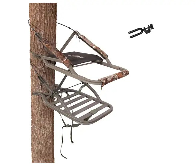 Tree Stand Bow Holder