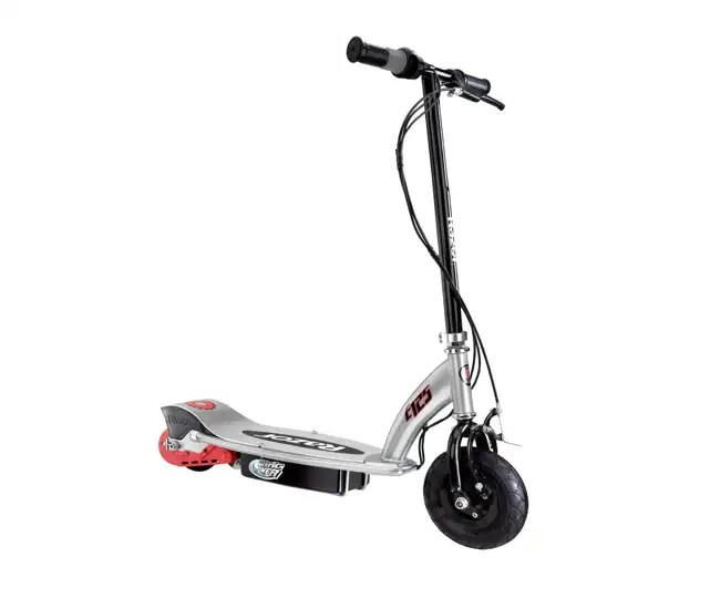 Razor E125 Motorized 24-Volt Rechargeable Electric Scooter