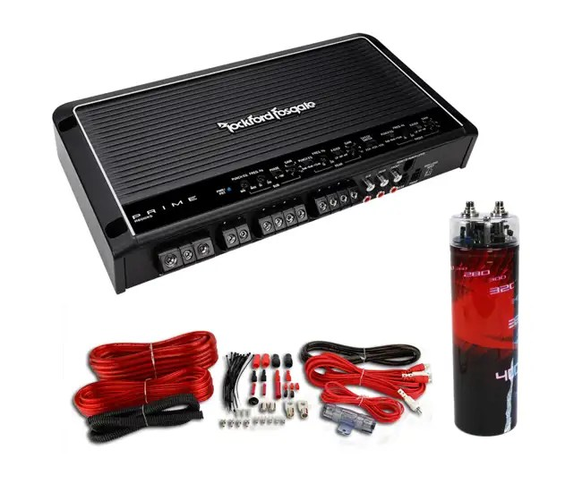 Amplifiers 5 Channels Amplifiers Rockford Fosgate R600x5 Vm Srpk4r